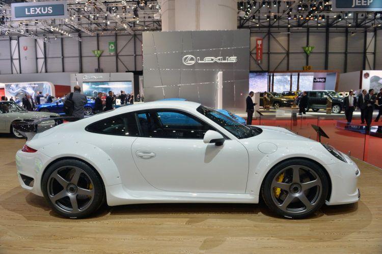 Ruf RGT 4 2 porsche 911 turbo tuning cars 2015 wallpaper