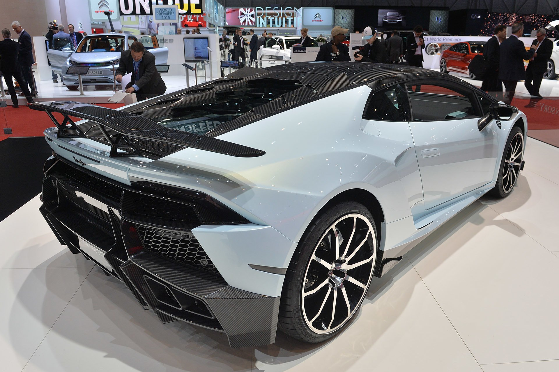 2015 mansory lamborghini huracan dark cars wallpapers. Black Bedroom Furniture Sets. Home Design Ideas