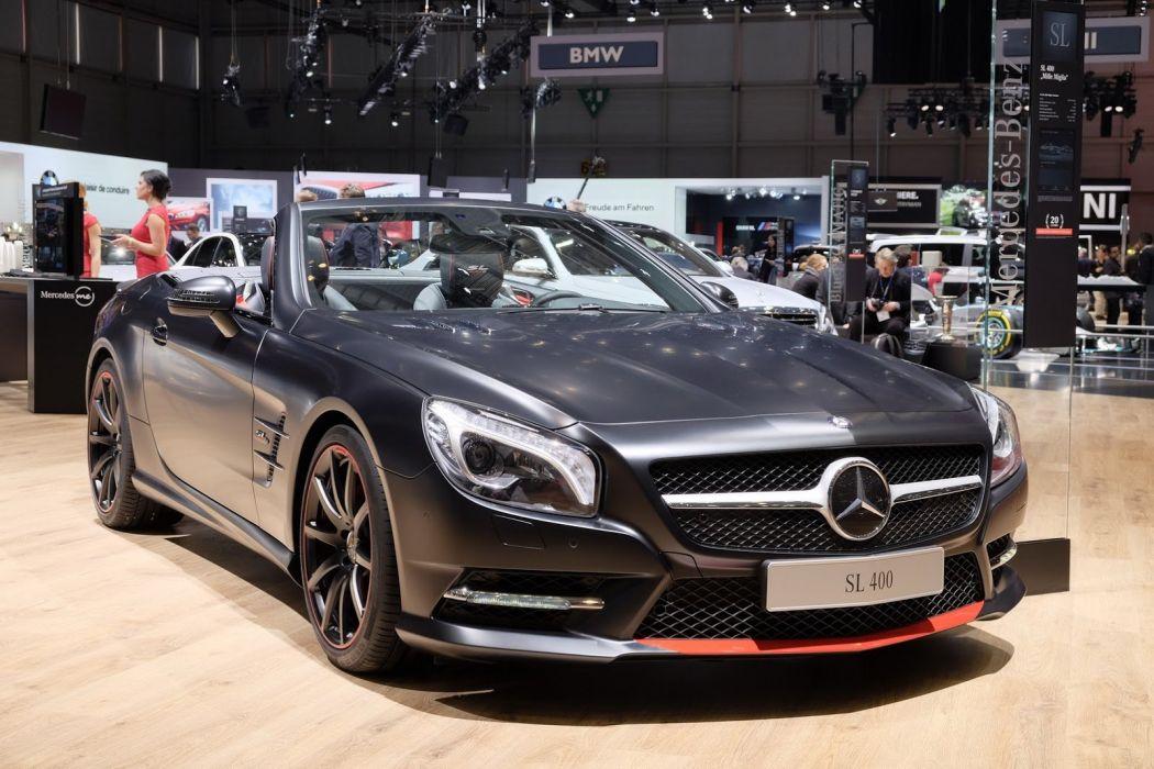 2016 417 benz cars convertible edition Mercedes miglia mille wallpaper
