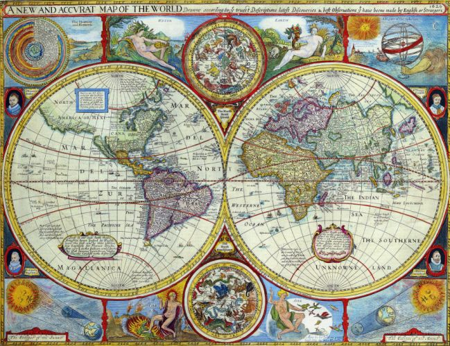 old world map cartography geography d 3500x2700 (13) wallpaper