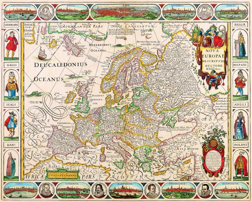 old world map cartography geography d 3500x2800 (10) wallpaper