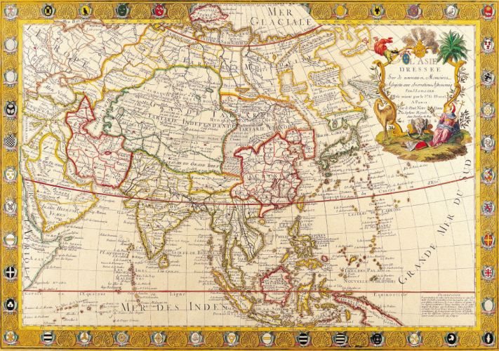 old world map cartography geography d 3700x2600 (33) wallpaper