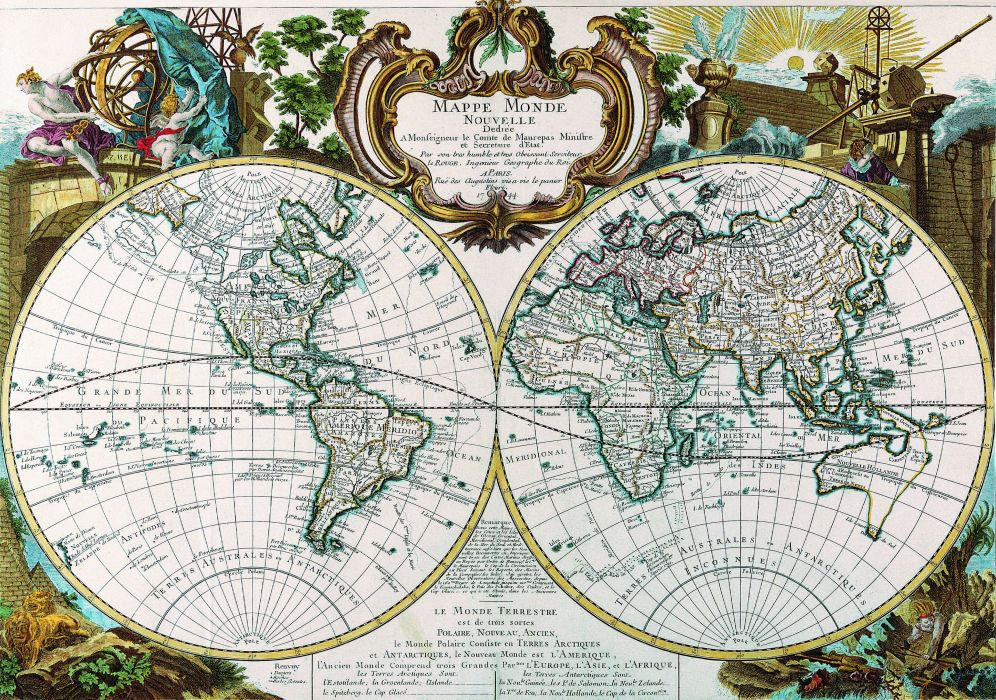 old world map cartography geography d 3700x2600 (16) wallpaper