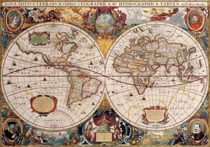 old world map cartography geography d 3700x2600 (35) wallpaper