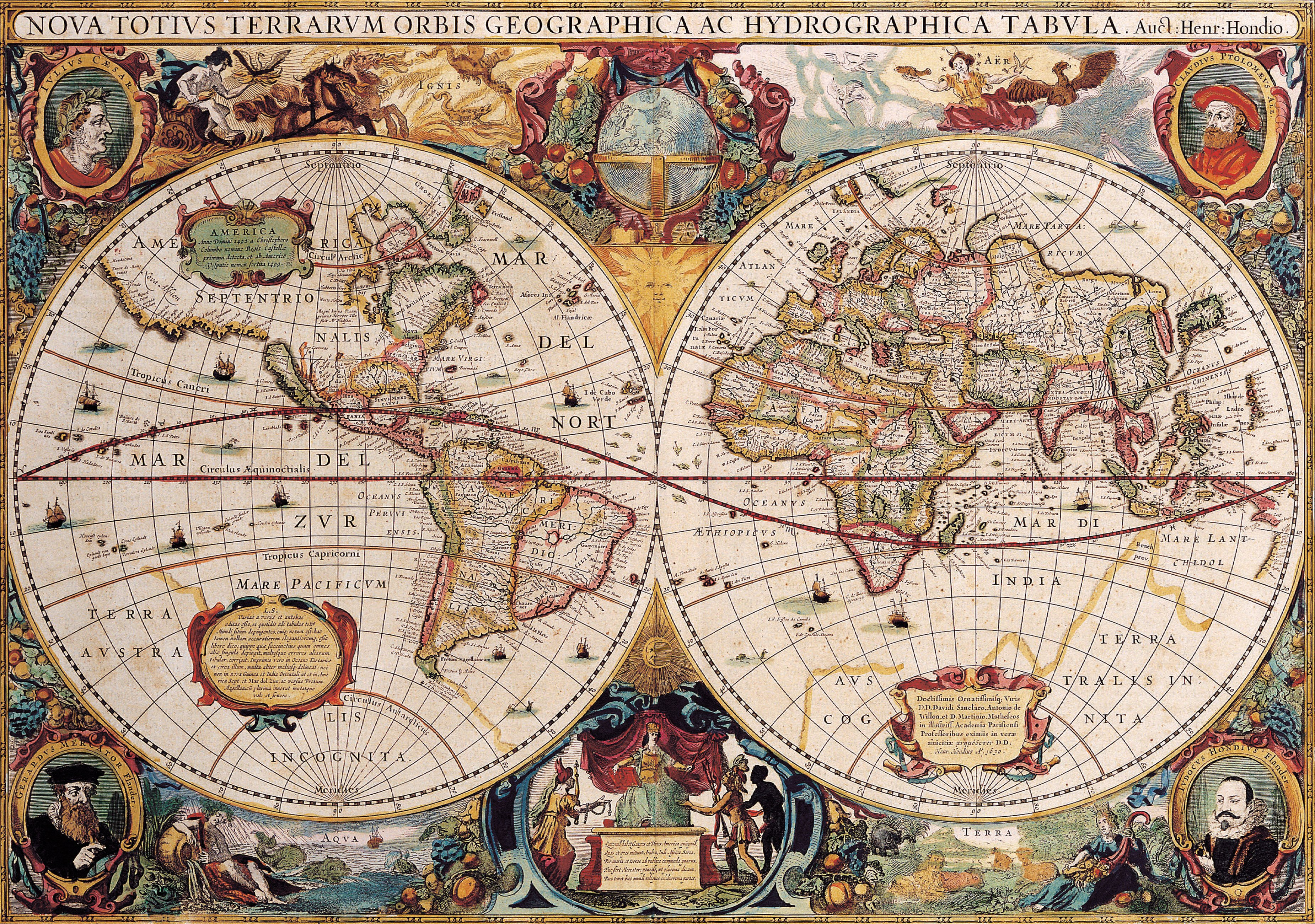 Old World Map Cartography Geography D 3700x2600 (35) Wallpaper | 3700x2600  | 632509 | WallpaperUP