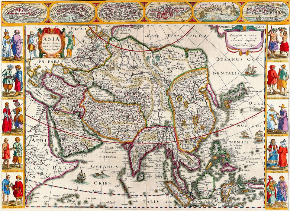 old world map cartography geography d 3700x2700 (19) wallpaper