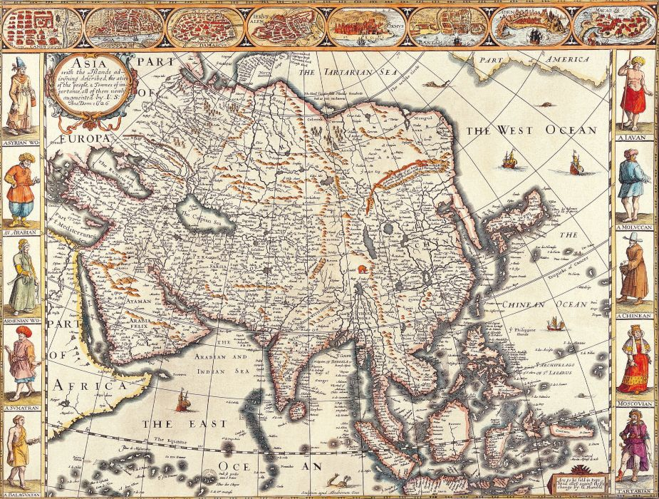 old world map cartography geography d 3700x2800 (1) wallpaper