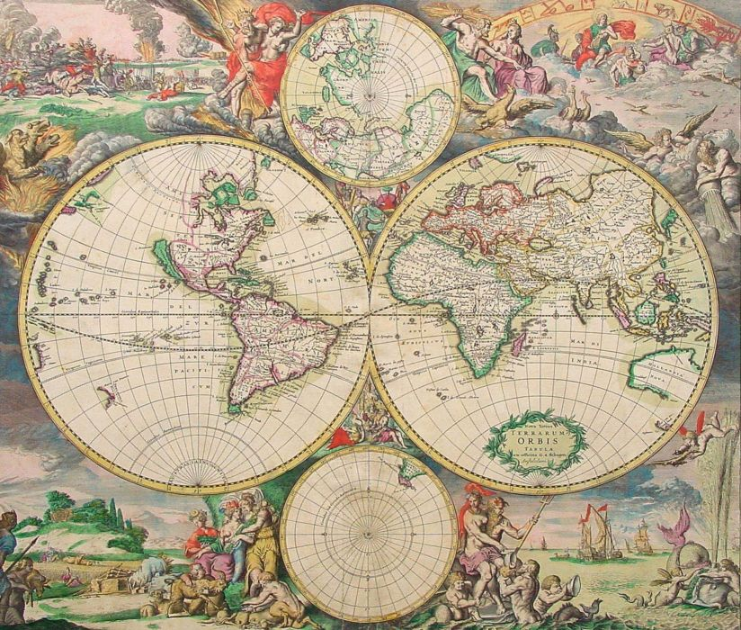 old world map cartography geography d 2000x1700 (75) wallpaper