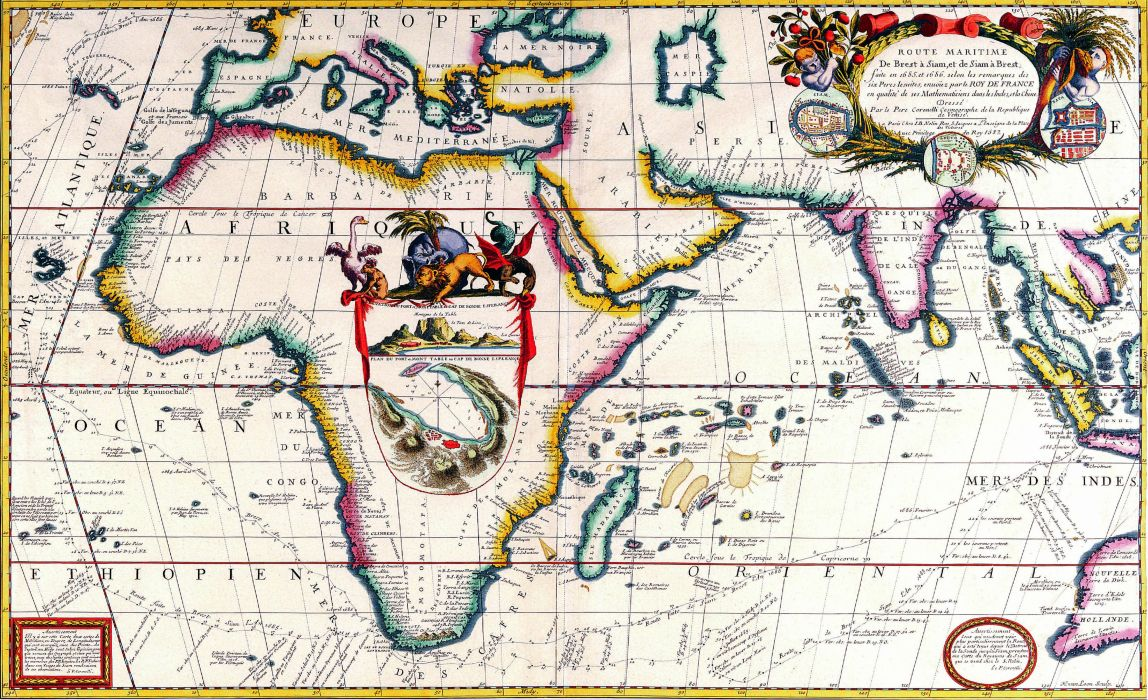 old world map cartography geography d 4100x2500 (36) wallpaper