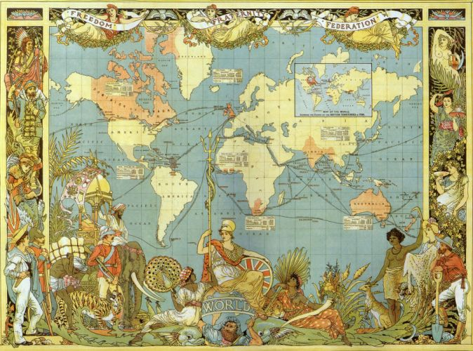 old world map cartography geography d 3100x2300 (58) wallpaper