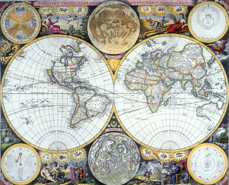 old world map cartography geography d 3100x2500 (62) wallpaper