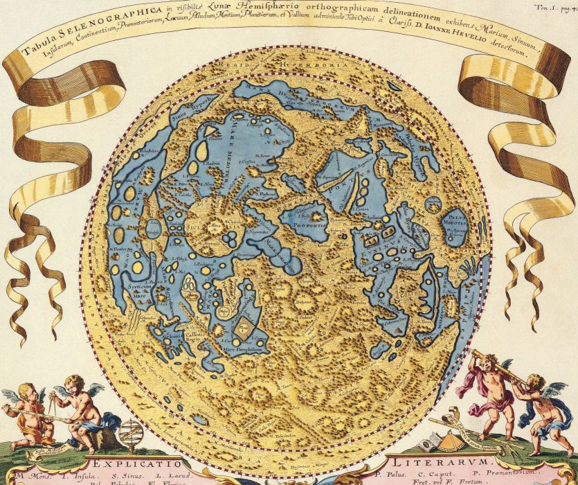 Exceptional Old World Map Cartography Geography D 3100x2600 (5) Wallpaper