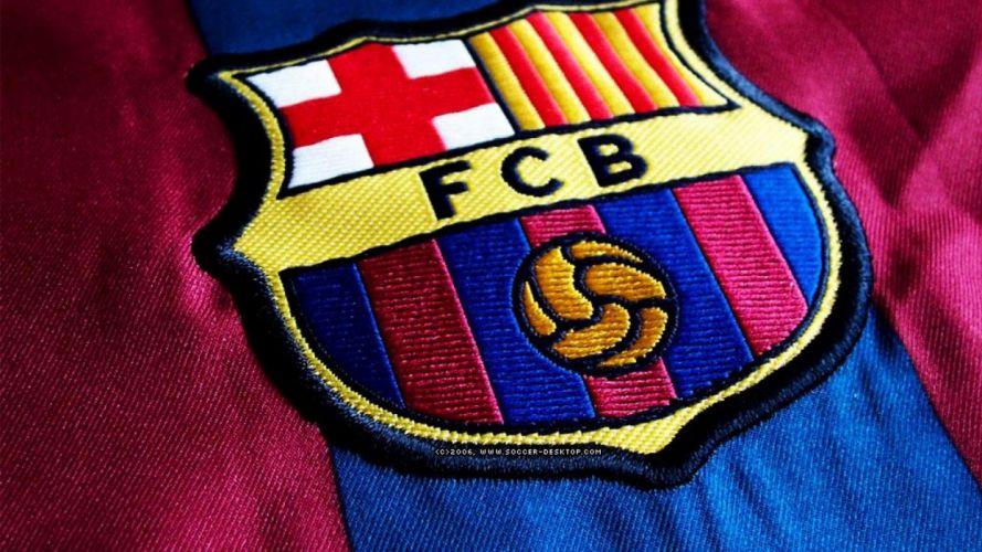 f c barcelona escudo futbol wallpaper