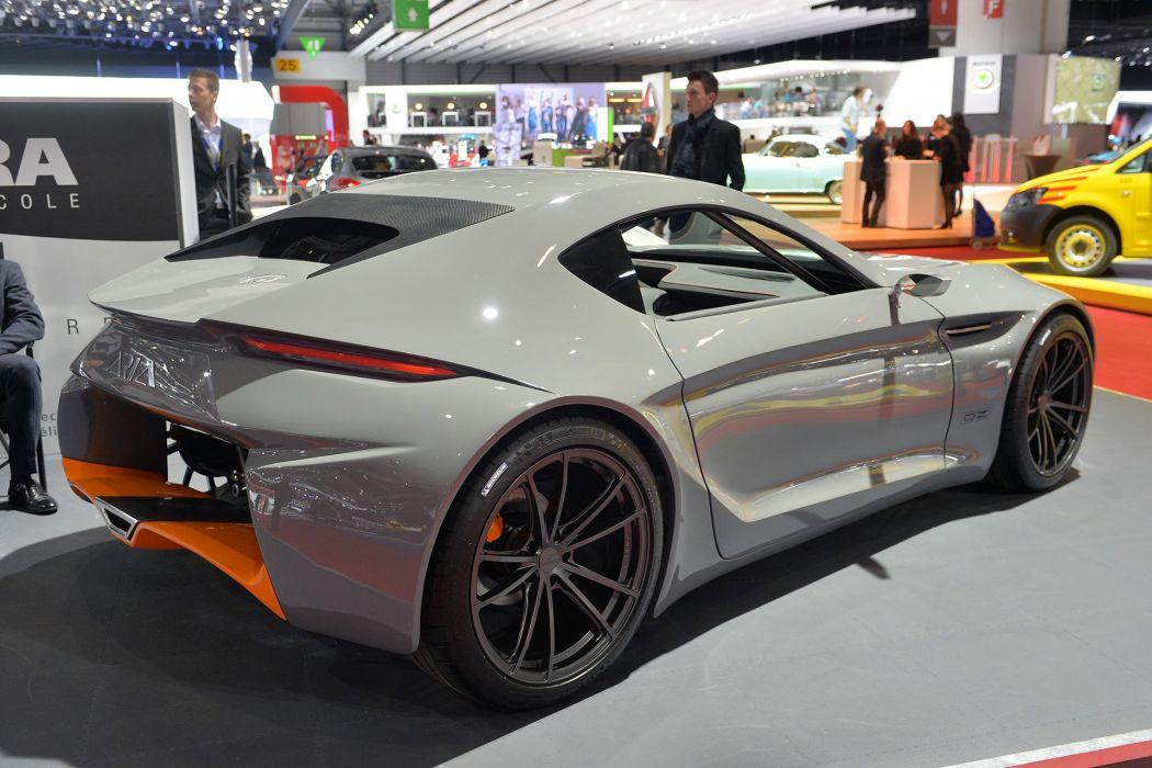 2015 Sbarro Aria Concept cars wallpaper