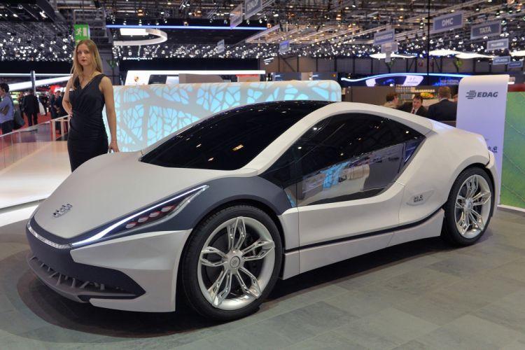 EDAG Light Cocoon cars concept 2015 wallpaper
