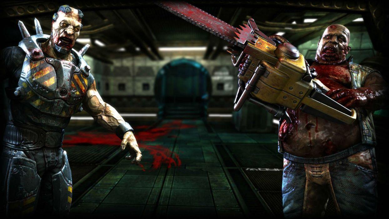 Dead Effect Shooter Fps Survival Horror Fighting Sci Fi Futuristic