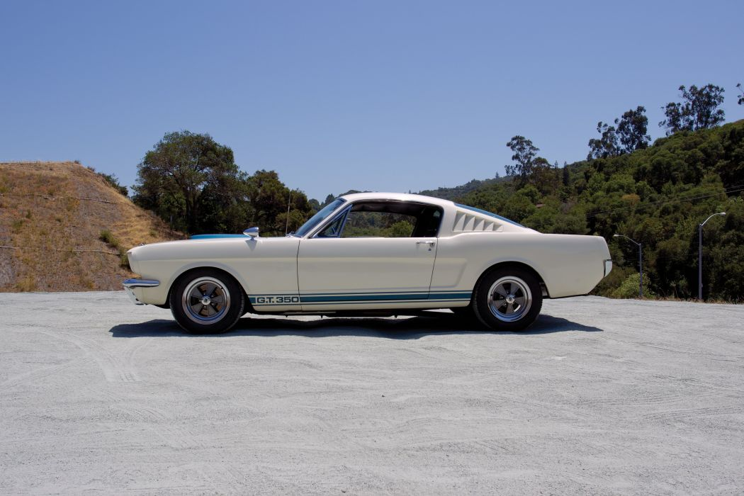 Shelby GT350 Paxton Prototype 1965 classic cars wallpaper