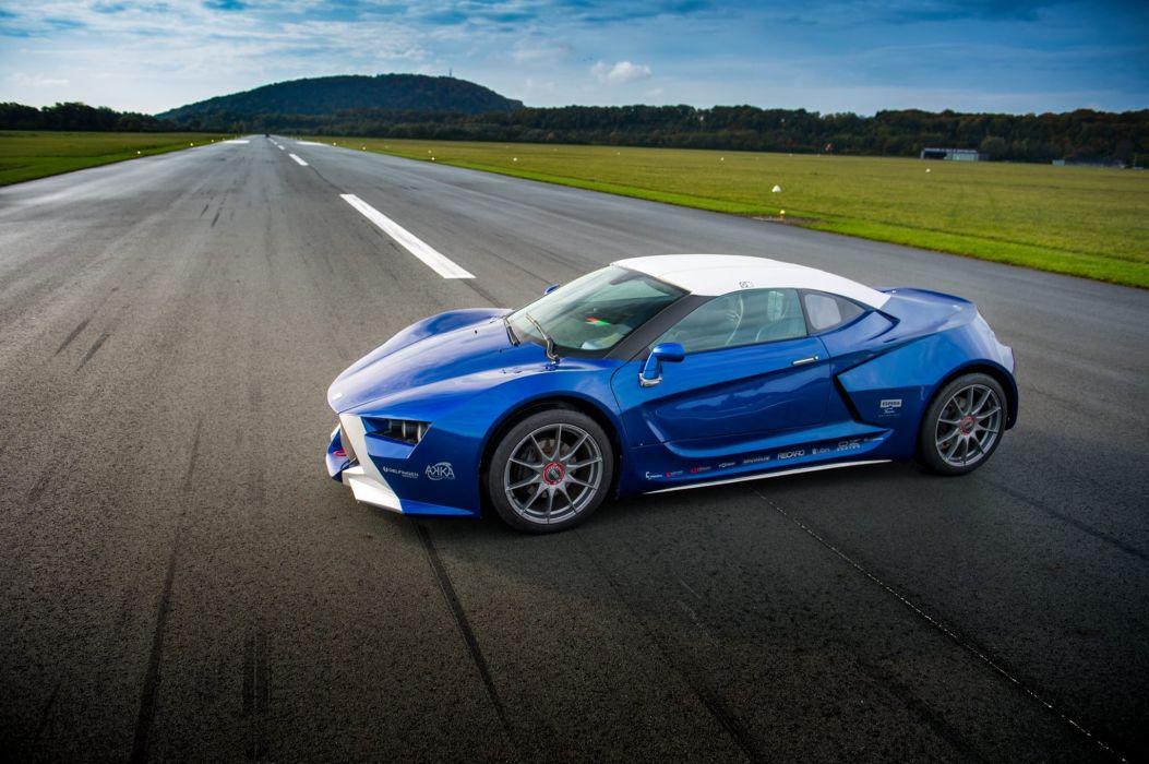 Sbarro ReactEV 2013 concept cars wallpaper