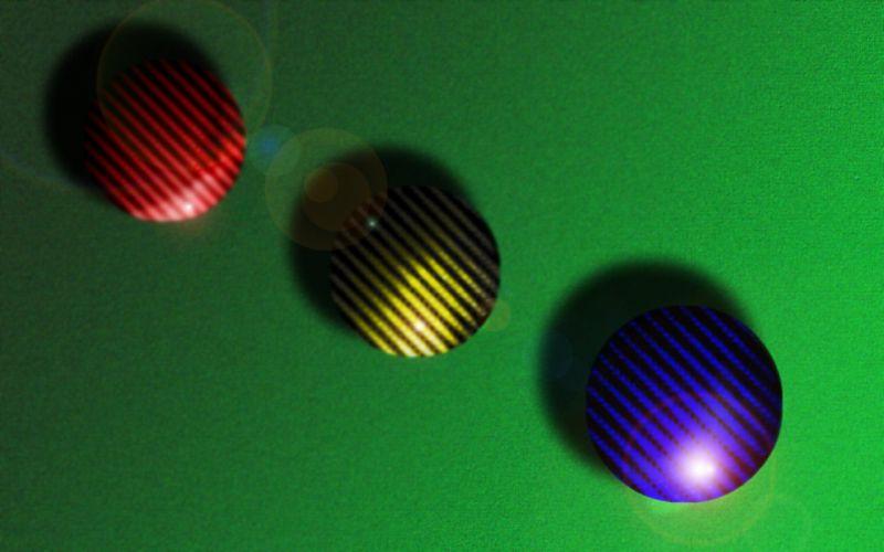 pool billards balls carbon fiber wallpaper