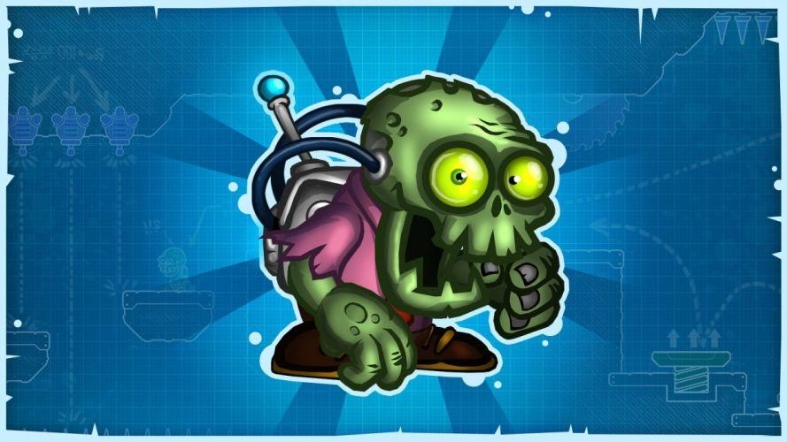 DEADLINGS Rotten action adventure indie dark horror 1dlings arcade scrolling strategy monster wallpaper