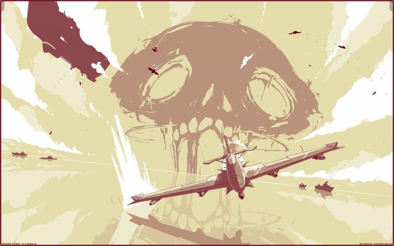 LUFTRAUSERS arcade shooter military fighting action strategy simulation 1luft aircraft airplane plane wallpaper