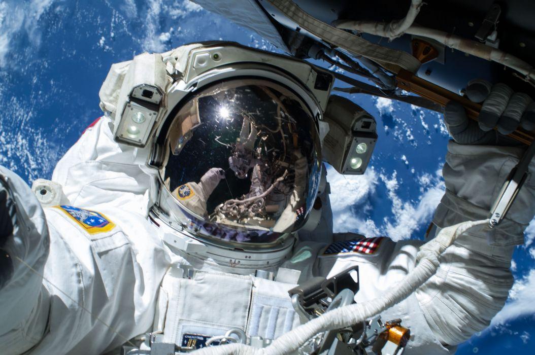 astronaut nasa space sci-fi earth planet wallpaper