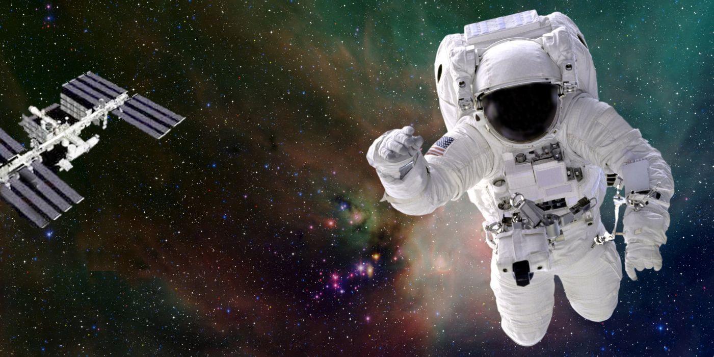 astronaut nasa space sci-fi spaceship wallpaper
