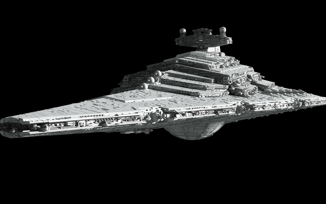 Star Destroyer star wars spaceship sci-fi space wallpaper