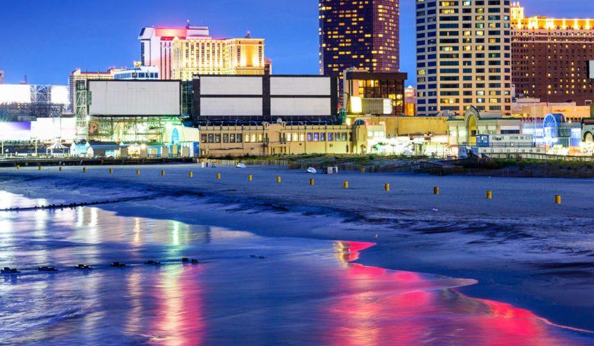 Atlantic City wallpaper