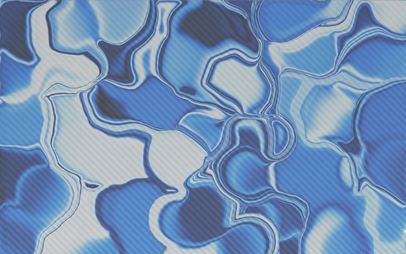 blue glass texture wallpaper