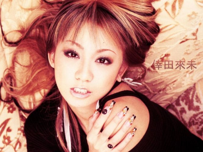 KODA KUMI singer japanese j-pop jpop r-b pop urban 1kumi wallpaper