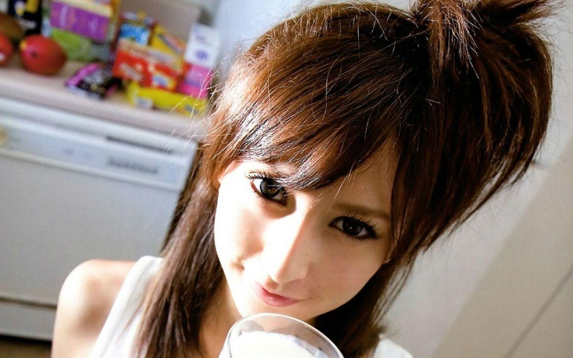 LEAH DIZON gaijin tarento singer model babe pop jpop j-pop gravure 1dizon r-b sexy wallpaper