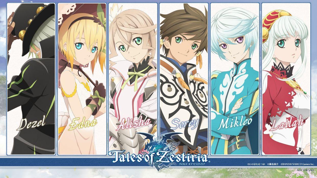 alisha (zestiria) armor dress edna (zestiria) logo tagme (artist) tales of zestiria umbrella watermark wallpaper