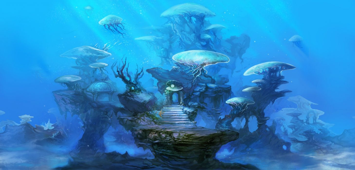 Underwater sheep 32