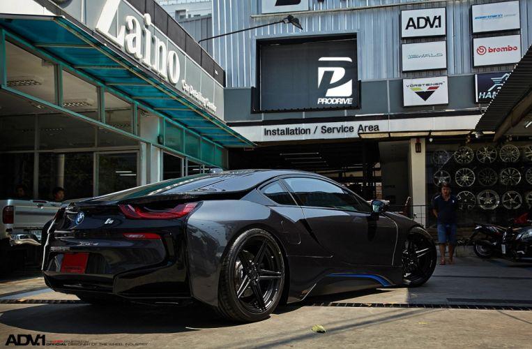 2015 ADV1 cars bmw i 8 supercars electric Tuning wheels cars wallpaper