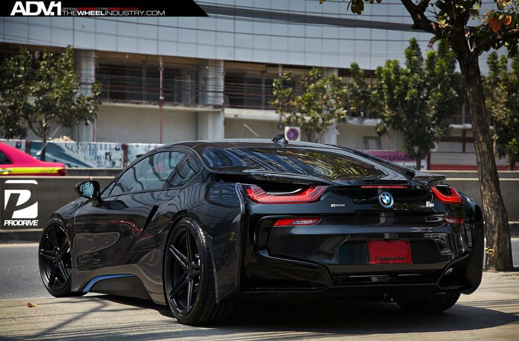 2015 ADV1 cars bmw i 8 supercars electric Tuning wheels cars wallpaper