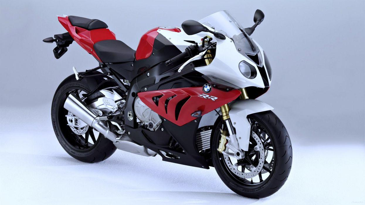 Bike BMW Motorcycles motors Race S1000 - Speed - super Sport S1000 RR wallpaper
