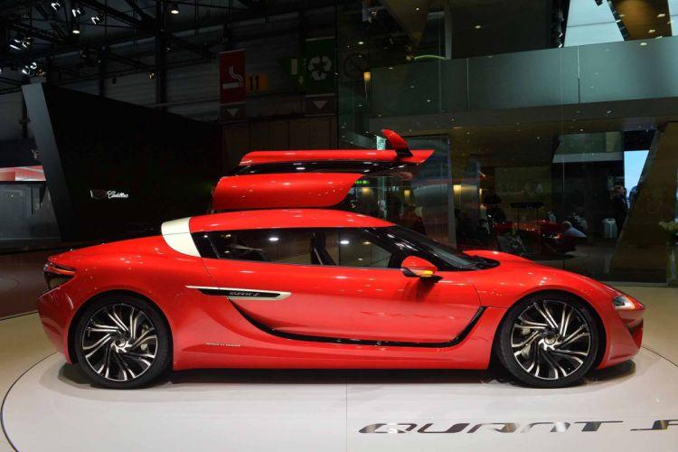 NanoFlowcell Quan-F cars 2015 wallpaper