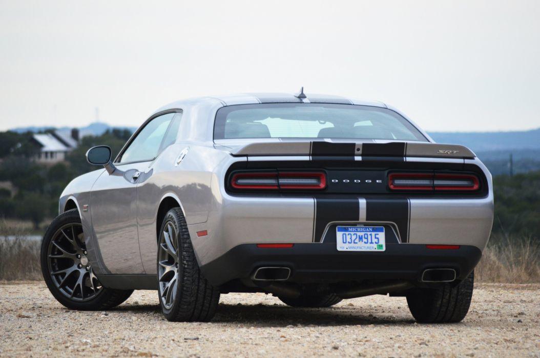 2015 Dodge Challenger SRT 392 cars wallpaper