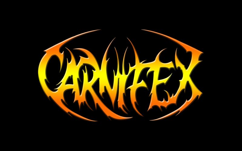 CARNIFEX deathcore heavy metal 1carn death symphonic poster wallpaper