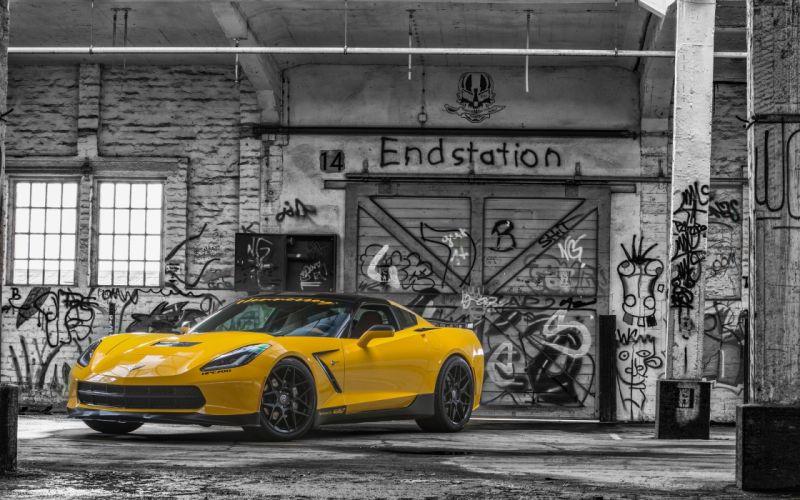 Ruffer Performance Chevrolet Corvette Stingray HPE700 cars wallpaper