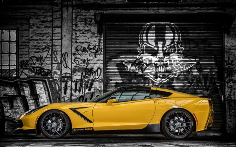 Ruffer Performance Chevrolet Corvette Stingray HPE700 cars wallpaper