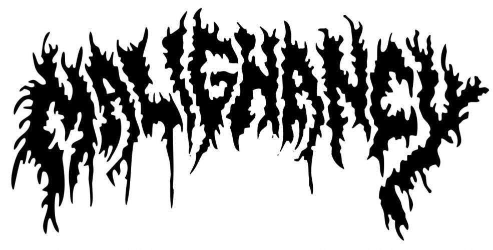 MALIGNANCY death metal grindcore heavy 1mag poster wallpaper