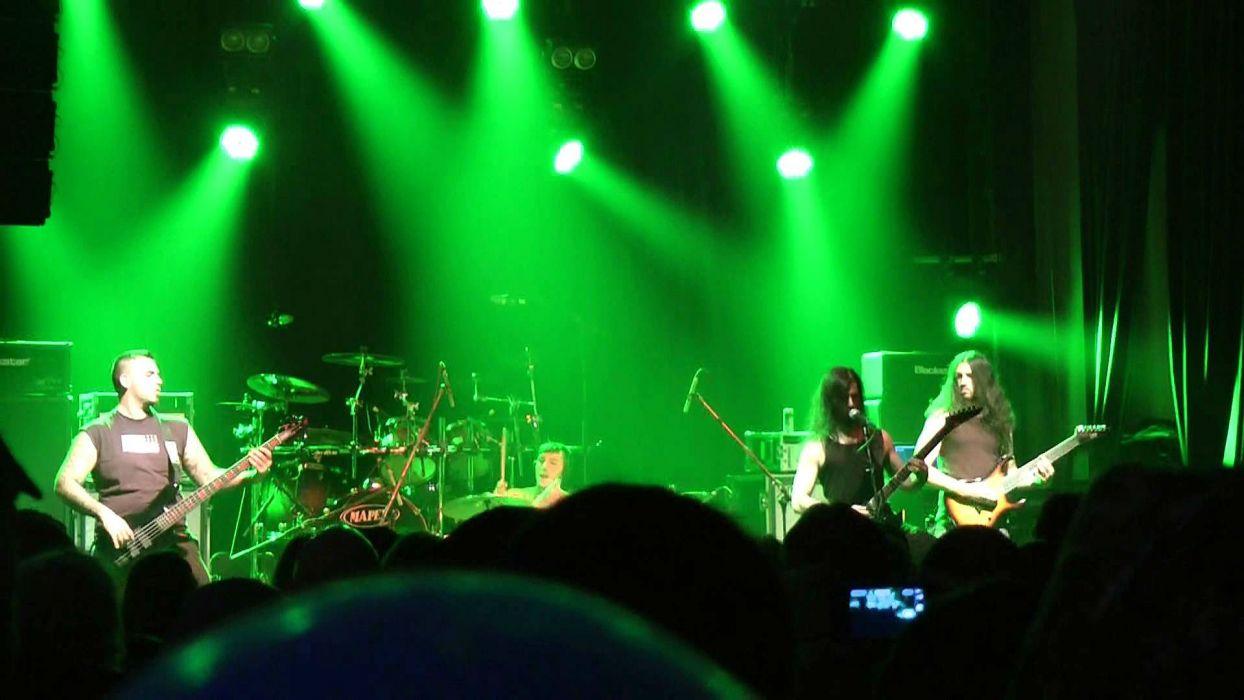 HOUR Of PENANCE technical death metal heavy italy 1hop doom concert guitar drums wallpaper