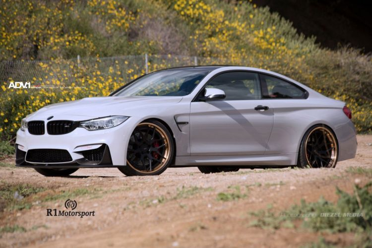 ADV 1 WHEELS tuning cars BMW M 4 coupe wallpaper