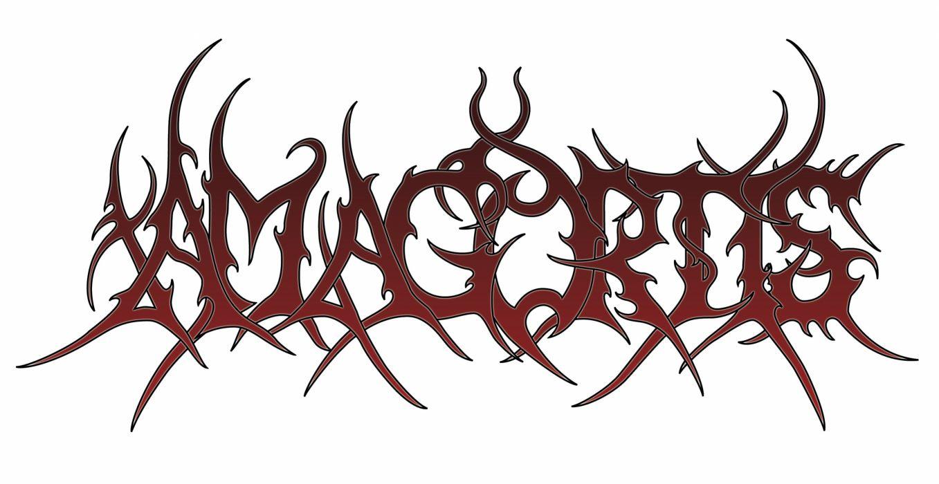 AMAGORTIS brutal death metal heavy poster wallpaper