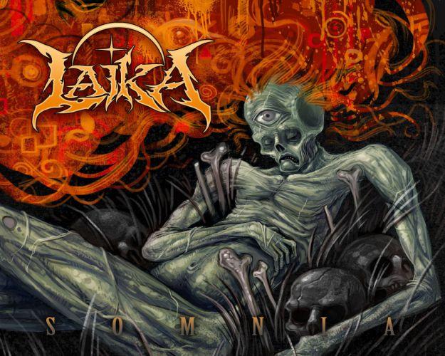 DEATH METAL heavy black dark evil horror poster skull zombie wallpaper