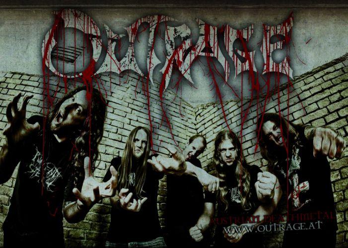 DEATH METAL heavy dark wallpaper