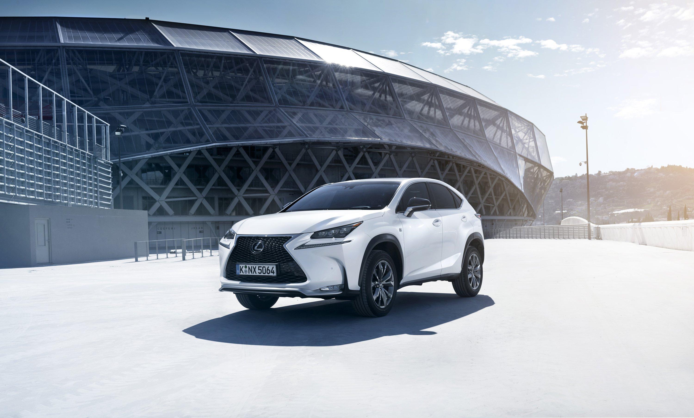 lexus suv rx rnr automotive blog review