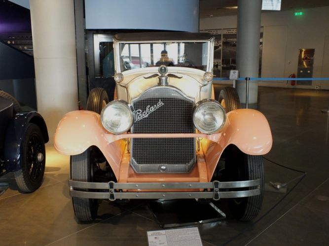 1928 cars Packard 443 retro wallpaper
